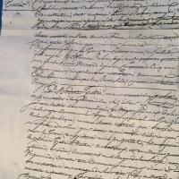 Verruyes, 4 juillet 1831 - Modeste Texier défie l'autorité parentale (1)