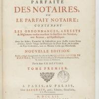 Piersay de Verruyes, 24 prairial An II - fin du ministère de Jean Bonnanfant, notaire et huissier royal, greffier de paix #Généathème Mai2017-métier