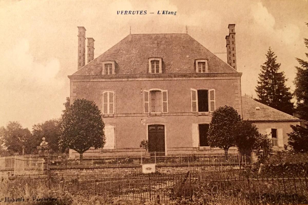 """""""Bonjour au Pays, 1917-1920"""" par Denis Niveault - Verruyes, 8 janvier et 28 mars 1917 (1)"""