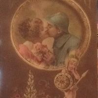 """""""Bonjour au Pays - 1917-1920"""" par Denis Niveault - Aux environs de Nancy, 31 octobre 1917 (11)"""